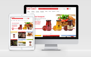 così com'è layout web - web e e-commerce responsive